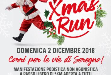 XMANS Run 2 Dicembre 2018